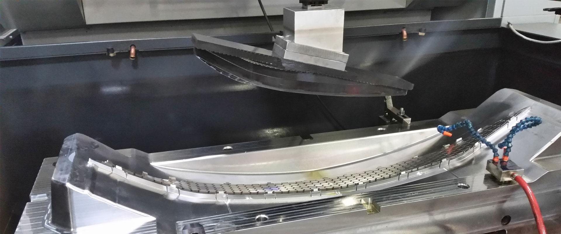 Advanced EDM & Electrode Machining, Windsor, Ontario, Canada